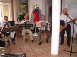 Musik zum Sommerfest 2004